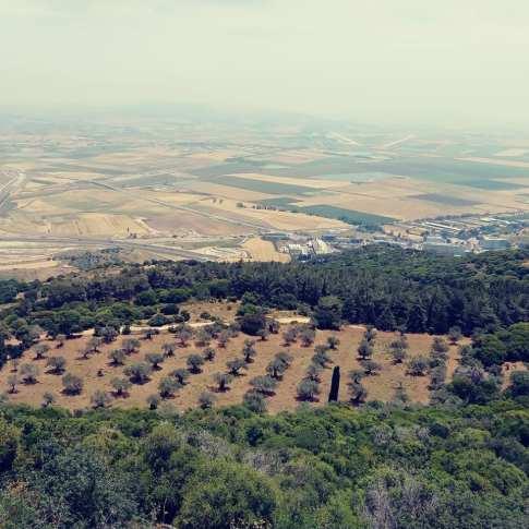 Valley of Meggido