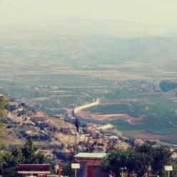 Isreal-S.Lebanon Border