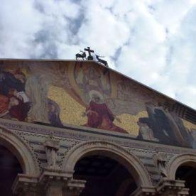 Garden of Gethsemane church